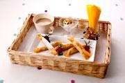 北山本店 季節のデザート「モンブラン・ピクニック」1月6日より提供