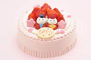 ひなまつりケーキ「雛びより」2月15日よりご予約受付開始