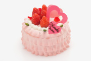 母の日ケーキ「プリティママ!」4月24日よりご予約受付開始