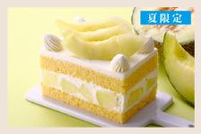京都産メロン ゆめろんのショートケーキ