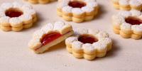 【北山本店限定】季節のジャムのデザートクッキー
